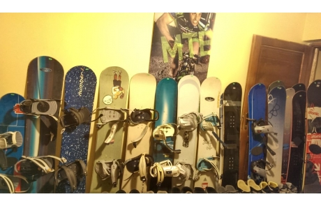 Snowboard second hand