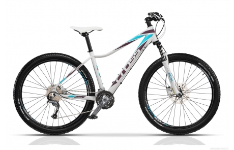 Bicicleta MTB  Cross Fusion Lady 27.5 2017