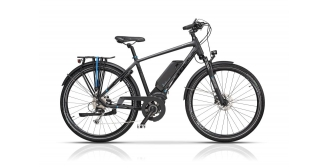"Bicicleta Electrica Cross Elegra Trekking Man 28"""