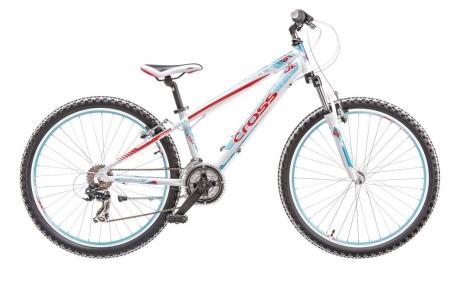 """Bicicleta pentru Copii Cross Speedster 26"""" fete"""
