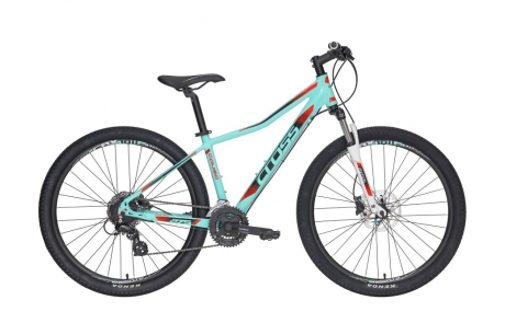 Bicicleta MTB  Cross Causa 27.5 Vernil