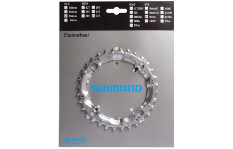Shimano Chainring Deore 32T